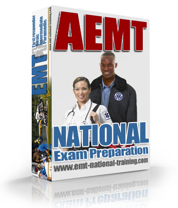 EMT National Training 1 Month AEMT Subscription