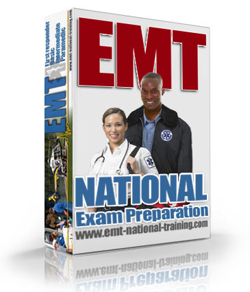 Study Guide, Practice Tests and NREMT Simulation Exam