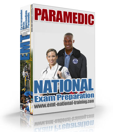 Nremt and state paramedic exam preparation online.